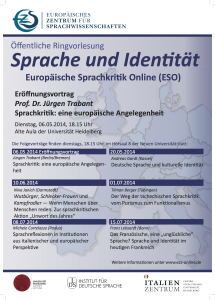 Plakat_ESO_Ringvorlesung SoSe 2014